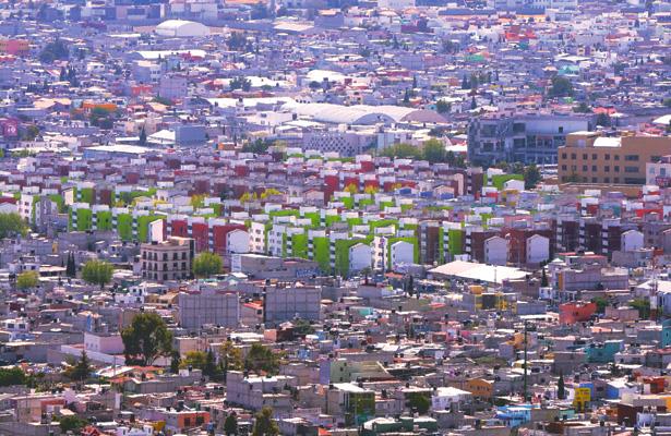 Imparable la expansión de las tres zonas metropolitanas de Hidalgo