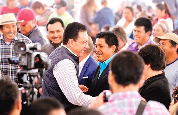 Nueva vialidad impulsará turismo, en Epazoyucan