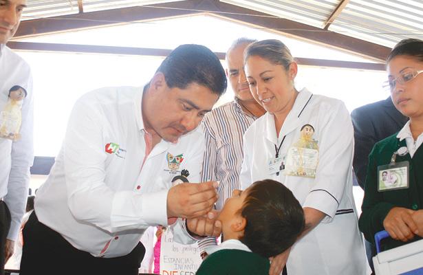 Semana de Salud en Hidalgo