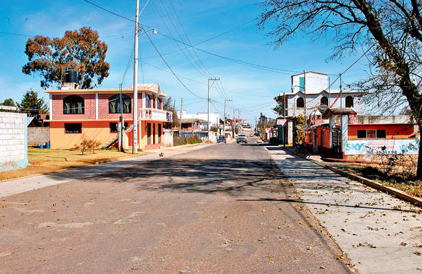 Crear empoderamiento efectivo, en La Lagunilla