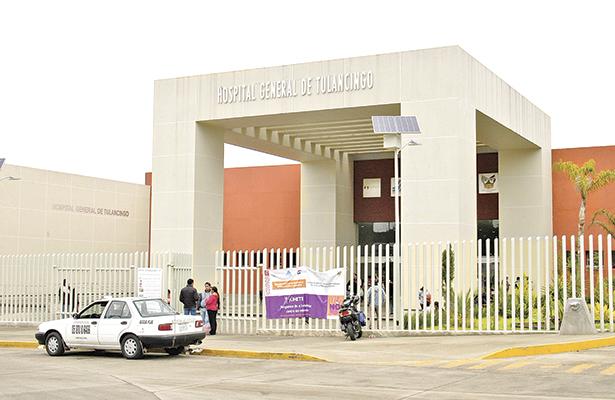 Abandonan a pacientes en Hospital General de Tulancingo