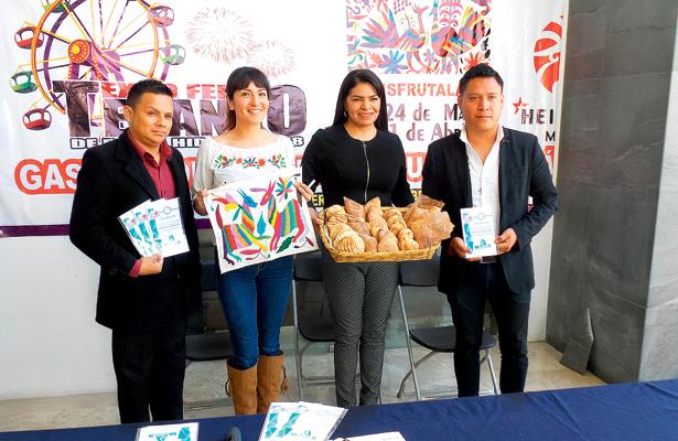 Mañana inicia la Expo Feria Tenango de Doria