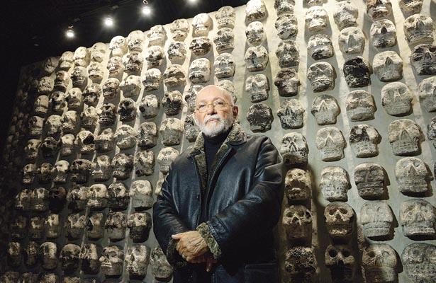 Proyecto Templo Mayor aún tiene mucho por  revelar: Eduardo Matos