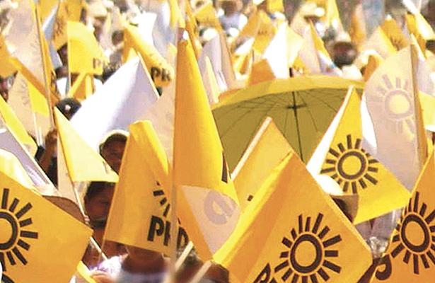 PRD estatal aún sin planilla para el Senado