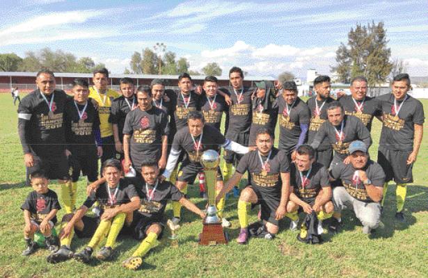 Vibrante desenlace del Tornero de Futbol de la Liga Regional de Alfajayucan