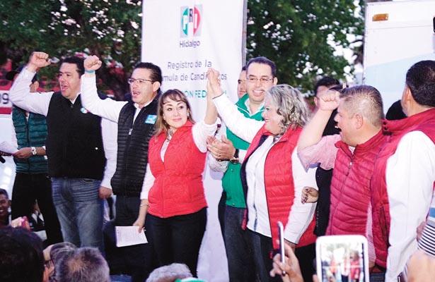 Solicitó Citlali Jaramillo su registro como candidata a diputada federal