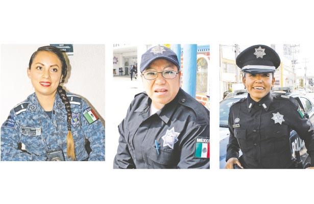 Mujeres policías reconocen: sí  hay equidad de género, aunque persiste arraigado el machismo