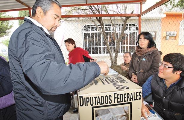 Voto joven definirá resultados electorales