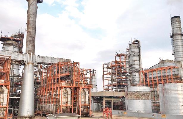 Refinería de Tula, con proyecto a 2021