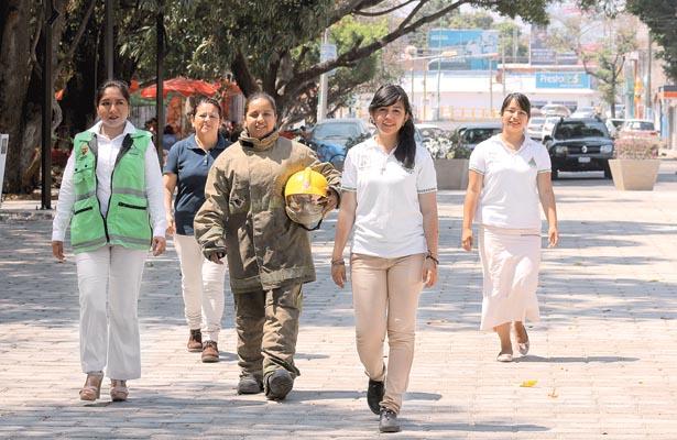 En Hidalgo, 51.8% de la población son mujeres