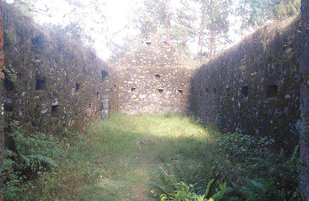 Fortín, referente histórico, Agua Blanca