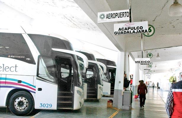 Esperan demanda en el transporte foráneo