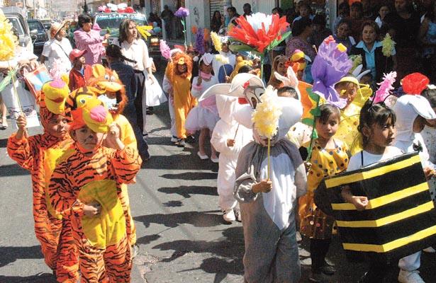 Más gastos generan desfiles de primavera