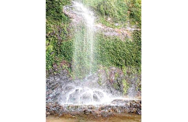 Cascadas, atractivos de Tenango y Agua Blanca