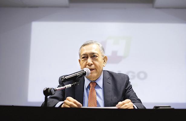 Huelga tiene fines presupuestales: Simón Vargas