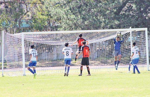 Buscan jóvenes talentos de futbol