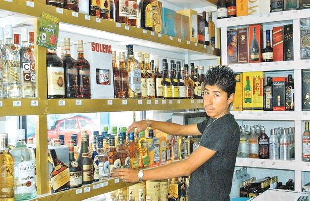 Más de mil negocios con venta de alcohol