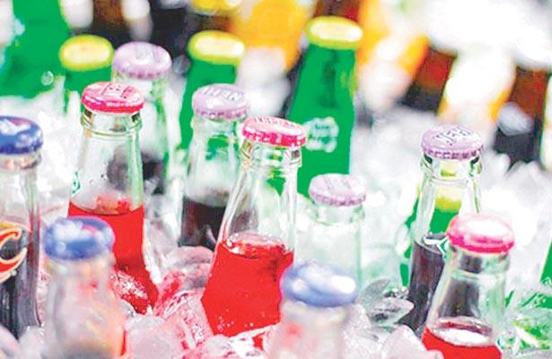 Mayor consumo de líquidos debido al calor