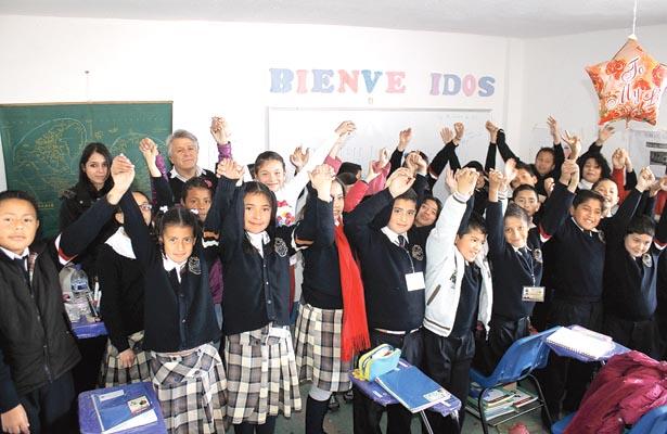 Crece matrícula escolar en Tulancingo