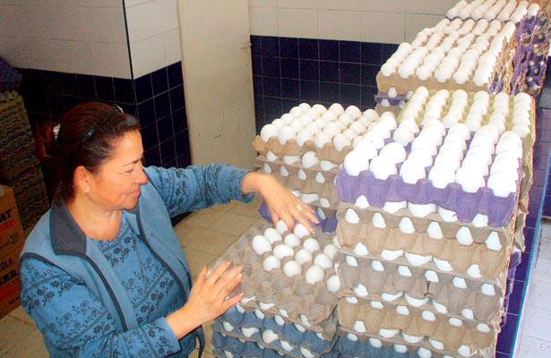 Hasta 40 pesos el kilogramo de huevo