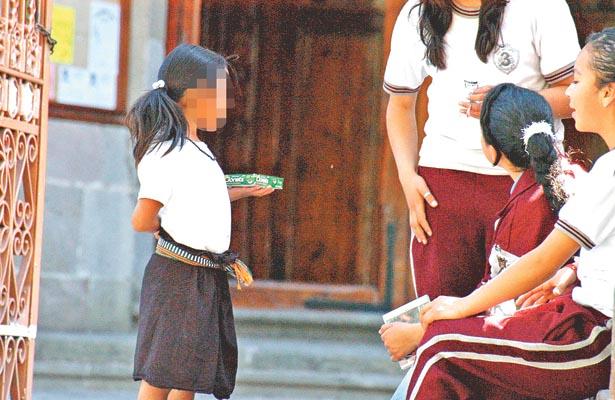 DIF desalienta el trabajo infantil