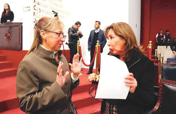 Oficialmente, Miriam Ozumbilla ya no es comisionada de Transparencia