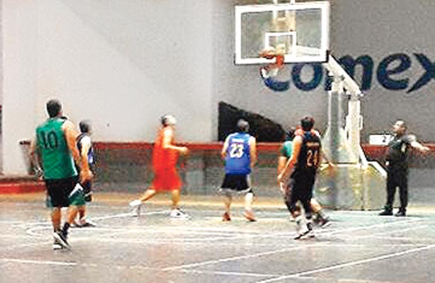 Gran final de baloncesto