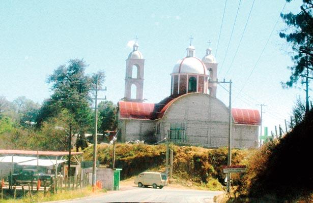 Cruz de Tenango, paso a Cañadas