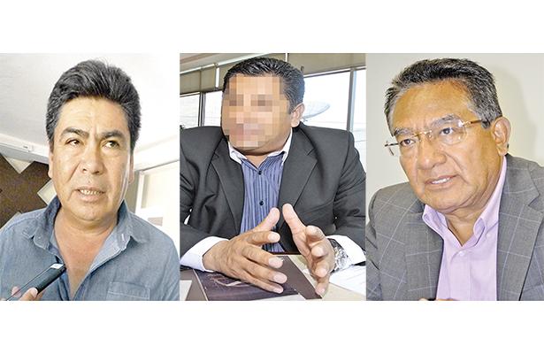 "Otros cuatro exalcaldes podrían ""acompañar"" a Fili"