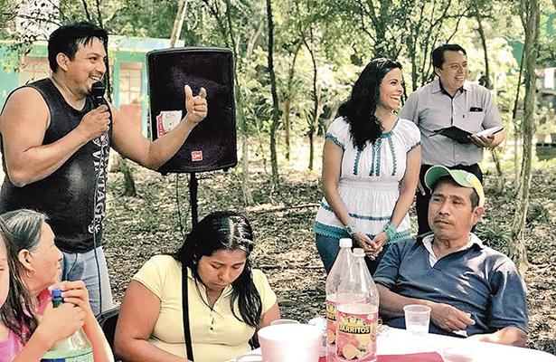 Movimiento territorial recorre Sierra y Huasteca Hidalguense