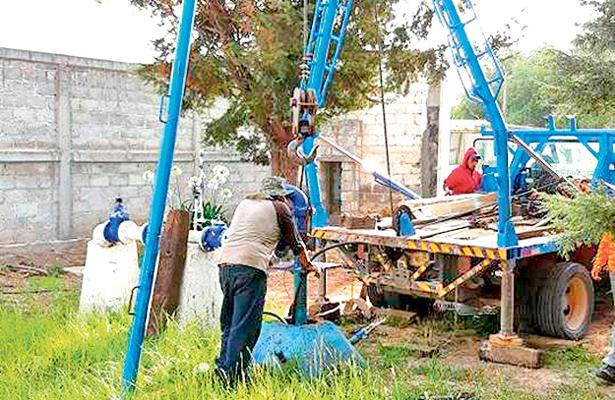 Se quedan sin agua 7 mil pobladores