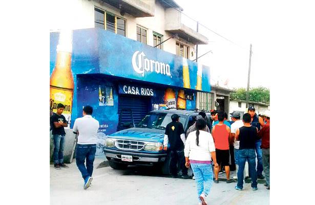 Joven asesinado a balazos en Tezontepec de Aldama