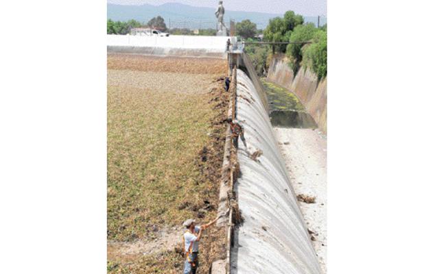 Presas de Hidalgo, sin  riesgos para población