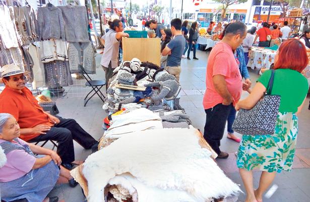 Lugares agotados para Quinta Feria Artesanal