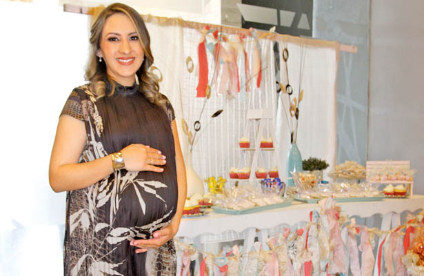 Baby shower de Jannel Ashane