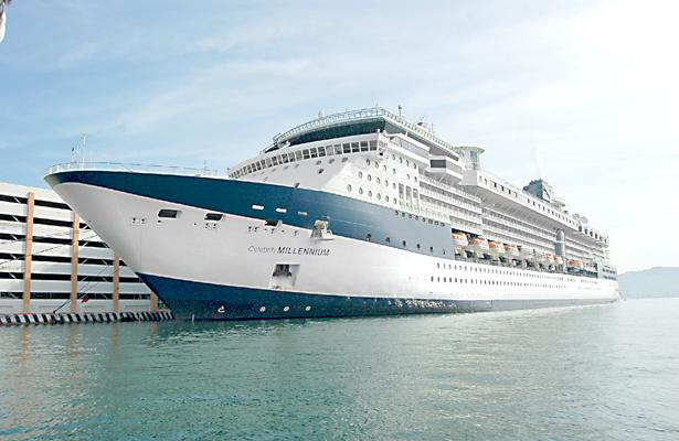 Cruceros romperán récord de 27 millones de pasajeros este año