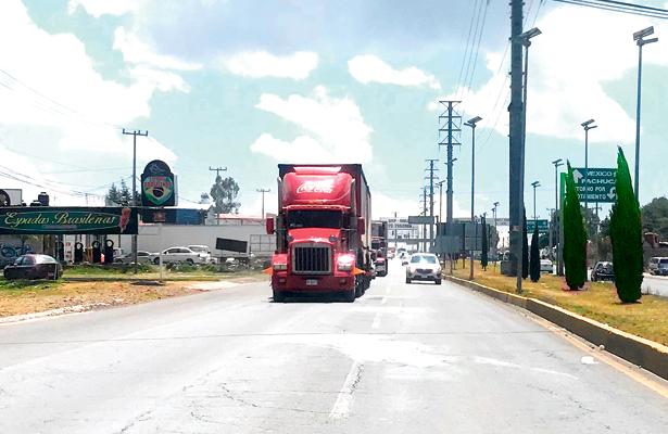 Bajan a velocidad inmoderada en la México-Tuxpan