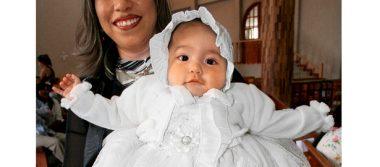 Susann Daniela recibió cristiano nombre