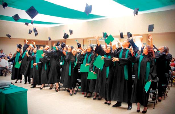 Un total de 31 alumnos, nuevos profesionistas