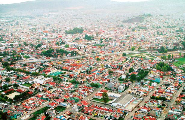 Tres zonas de riesgo de deslave en Tulancingo