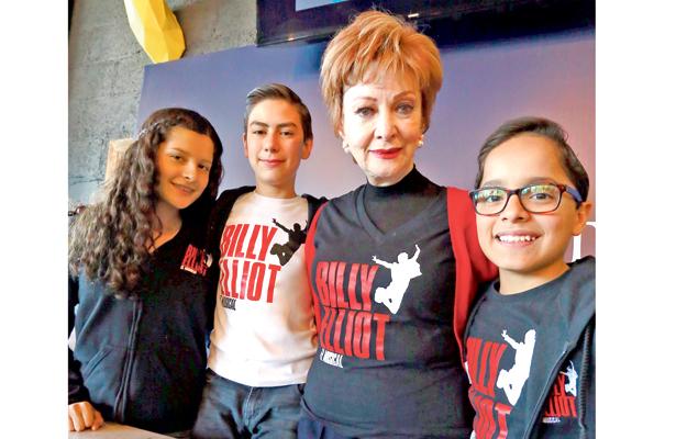 El musical Billy Elliot se presenta en Pachuca