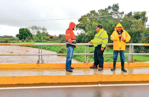 Se recorrerán ríos para prevenir los  riesgos por lluvias