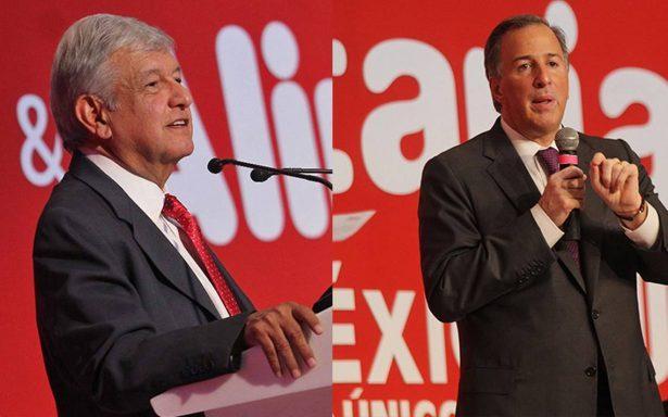 Meade y Obrador, visitan  nuevamente Pachuca