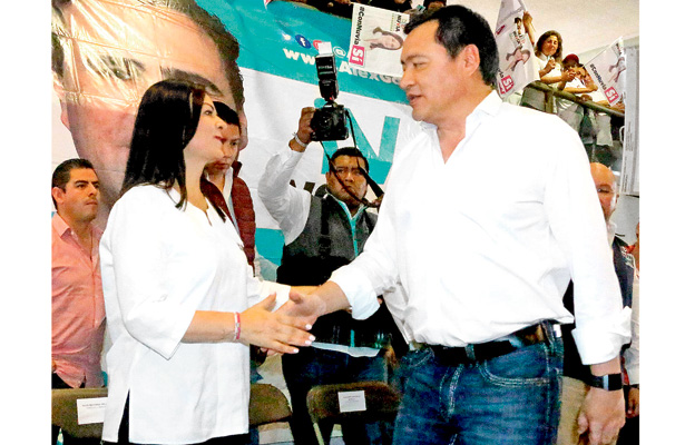 Hidalguenses cierran filas para impulsar triunfo de candidatos de Todos por México