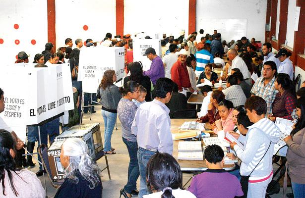Disponibles 8.8 millones de boletas para elecciones en Hidalgo
