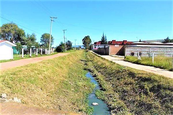 Se evitan obstrucciones del dren pluvial