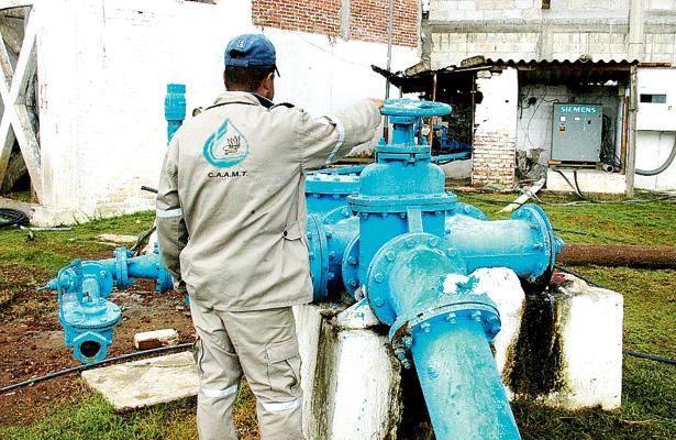 La CAAMT trabaja en la rehabilitación del pozo Moisés Rivera