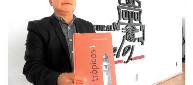 Eduardo Cerecedo presentó antología poética
