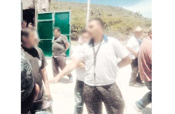 Presunto policía fue detenido por allanamiento de morada
