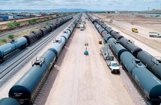 Ferroviaria destinará 50 mdd para aumentar movimiento de energéticos